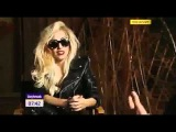 Lady Gaga FULL interview on Daybreak On The Set Of Judas PART 1 HD/HQ 4/28/2011