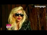 Lady Gaga on Daybreak FULL Interview Judas behind the scenes