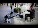 Yoon Hwan Kim Didgeridoo live in Perth Australia 2016