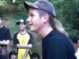 PUNKY NEGRO (actual  CECILIO G) vs CJ - Batalla de Gallos 16 07 09