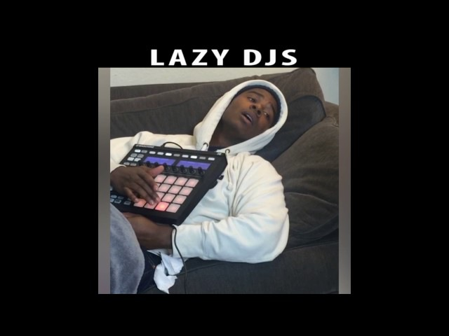 Lazy DJs w/ 80Fitz Jay Walker