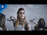 Horizon Zero Dawn - Story Trailer  PS4