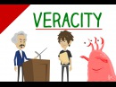 Learn English Words Veracity Vocabulary Video