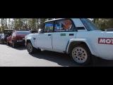 Lada 2105 VFTS. №38 Simonov Toskin. Ралли Пикник 2016. Пролог.