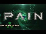 PAIN - Designed To Piss You Off (OFFICIAL LYRIC VIDEO)
