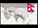 Презентация для детей Страны Азии, их столицы и флаги