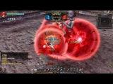 Dragon Nest Taiwan - KOF PVP #2-3 Tempest VS Artillery