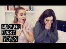 Reacting To Weird Porn Intros | Lucy Moon and Hannah Witton