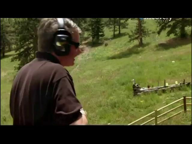 Оружие по-американски 1 серия