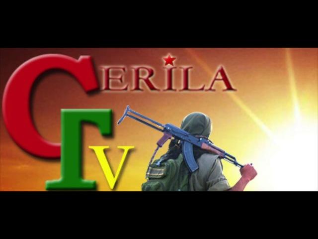 Gerilla TV' Amed Sabotaj Eylemi Şubat 2016