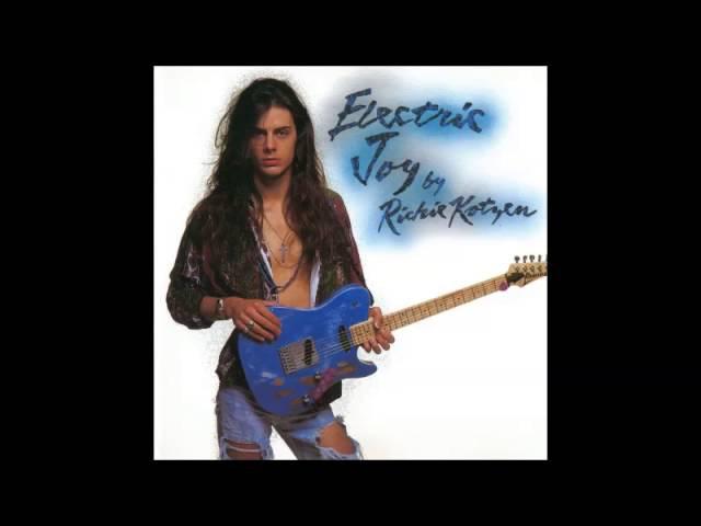 Richie Kotzen - Electric Joy (1991) [Full Album]