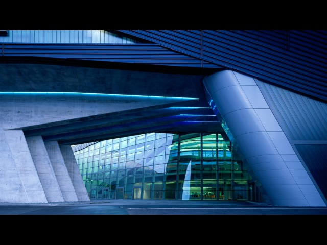 Zaha Hadid's BMW Central Building is a radical piece of thinking says Amanda Levete