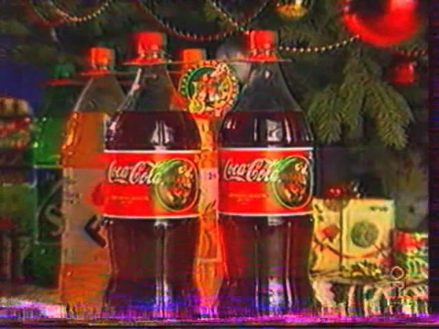 Реклама Интер 1999 Года Новогодная