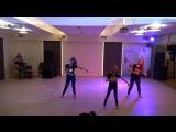 Школа Восточного Танца Alfiya Hayat - Алмаз Каира 14 февраля 2016 года.