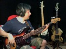 Michael Franks - Live with Crossfire - B'wana He No Home bassline by Rino Conteduca