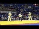 Roberta Vegerbauer vs. Nadezhda Kolotilo. Final 5th KWUchamp - Girls 16-17 65 kg