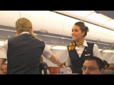 Thomas Cook Group Airlines Cabin Crew train together