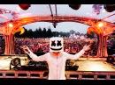 Marshmello at Tomorrowland Music Festival in Boom, Belgium Recap