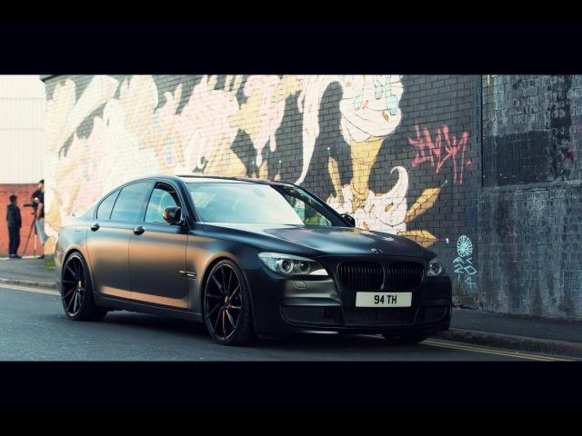 BMW Black 7 Boss