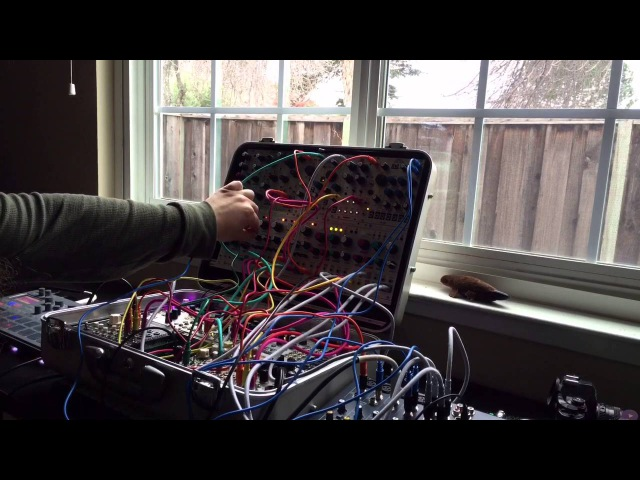 The Fossils of Intention | Eurorack Ambient
