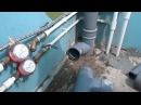 Как НЕ надо делать монтаж труб и установку сантехники при ремонте в ванной Исправление ошибок