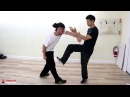 Техника Вин Чунь как защищаться ногами