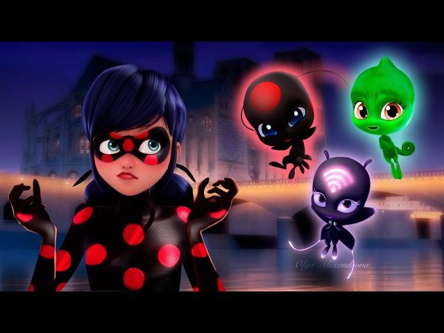 Miraculous Ladybug Speededit New Anti Kwami Invisibility Lady WiFi AntiBug