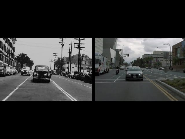 Seventy Years of Los Angeles Then and Now The New Yorker