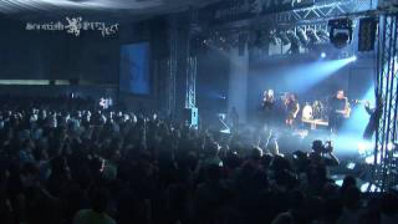 Parov Stelar - Chambermaid Swing Live ScottishPub Fest Timisoara