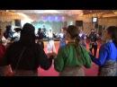 Οι «Ακρίτες» Ασπροπύργου χορεύουν τρυγόνα Τραπεζ