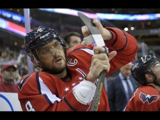 Ovechkin 2017 from Russia to America, the red car will show what a Russian bear in captivity.
