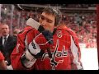 Aleksandr Ovechkin before the world Cup shows how NHL players play real Russian bear