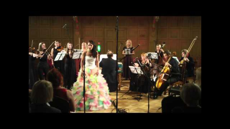 Handel - Morgana's aria from Alcina - Elina Shimkus
