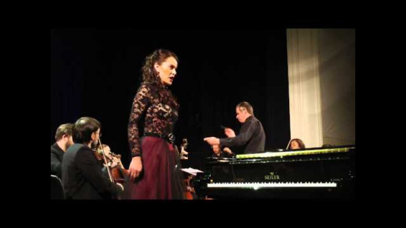 Mozart - Despina's aria from Cosi fan tutte - Elina Shimkus