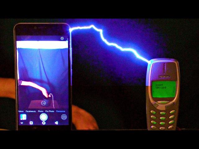 ✅Заряди NOKIA 3310 миллионом вольт 😄 Эпичный батл: 10-ти ядерный смартфон UMI Z и нокия! Кто кого?!?