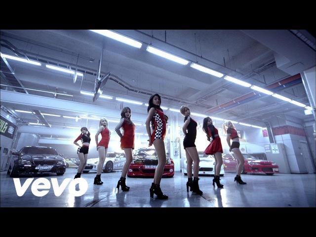 AOA - 「愛をちょうだい feat. TAKANORI NISHIKAWA (T.M.Revolution)」 -Music Video- кфк