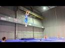 Трюки на батуте. 6-летний трюкач Кучеренко Андрей. Kucherenko A, 6 years old, trampoline tricks.