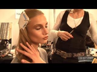 ANNA_SELEZNEVA_Interview_-_Videofashion_Model