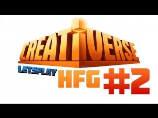 HFG: Creativerse Letsplay 2