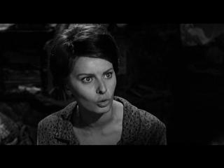 «Чочара» |1960| Режиссер Витторио Де Сика | драма, военный