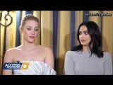 8 января  Интервью Камилы и Лили для портала Access Hollywood (рус.субтитры).