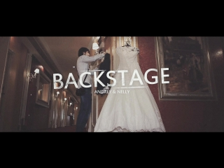 Wedding _ Backstage _ Andrey_Nelly