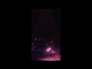 Стрельба  орков градом из Донецка ! 31.01.17.