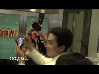 Фанмитинг(Сингапур) Сон Сын Хон - Король селфи![07012017][FANCAM] Song Seung Heon Saimdang FM (1)