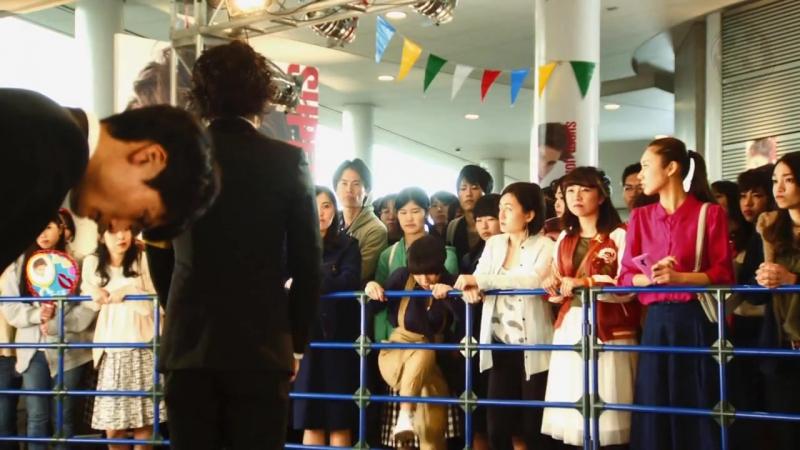 Свежая подборка японской рекламы - VOL. 158