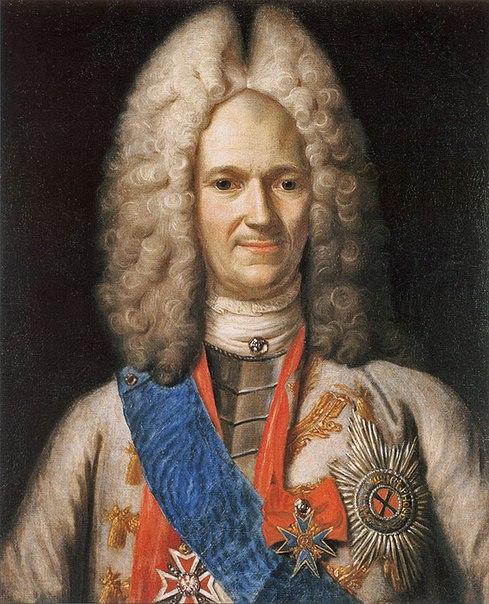 16 ноября 1673 года - родился Александр Данилович Меншиков