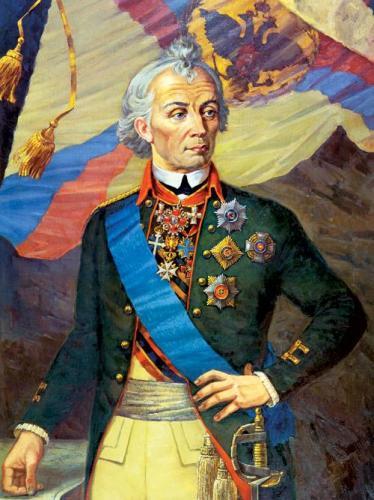 24 ноября 1729 года - родился Александр Суворов