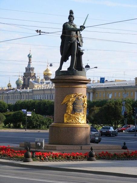 Монумент Александру Васильевичу Суворову