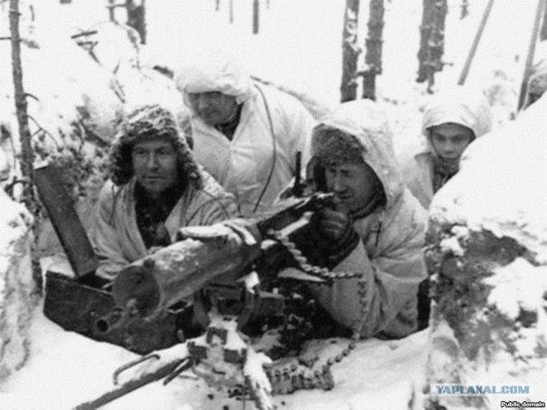 30 ноября 1939 года - завязалась советско-финская