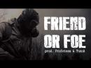 Rap Beat Instrumental Friend or Foe (prod Profetesa tunnA Beatz)